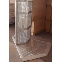 Crowd Control Barriers For Outdoor Stage , Easy Assemble Pedestrian Safety Barriers Manufactures
