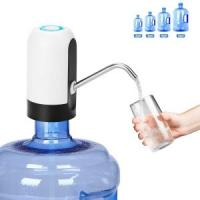 China Automatic Electric Drinking Bottled Water Pump Dispenser For 5 Gallon Bottle Water on sale