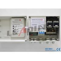 China Durable AC220V Single Phase Pump Control Panel Direct OnLine Start Type on sale