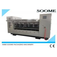 Corrugated Paper Slitter Scorer Making Machine Within 1 To 3 Seconds Manufactures