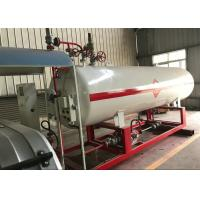 China Skid Mounted LPG Gas Filling Station with Mobile Refilling LPG Scales for LPG Bottle on sale