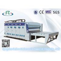 1 Series High Quality Chain Feed Corrugated Carton Box Making Machine Manufactures