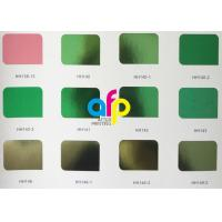 640mm * 120m Colorful Stamping Foils ,Gold Stamping FoilFor Soft / Hard Plastic Manufactures