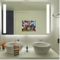 LED mirror for shower room ,hotel bedroom LED mirror Manufactures