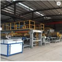 GRC fiber cement wall board and mgo board cement board machine Manufactures