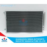 OEM 80110 - SFJ - WO1 Aluminum Toyota Car Condenser For ODYSSEY 2005 RB1 Air Conditioning Manufactures