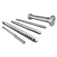 Buy cheap Bimetallic Self Reversing Screw Shaft 75 Mm Out Diameter Spline Type from wholesalers