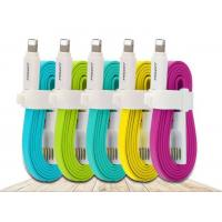 Pisen colored lightning USB cable for Iphone Xs Max/XR/X(S)/8(plus)/7(plus)/6S(plus)/6(plus)/5(S,C)/Ipad air/mini Manufactures