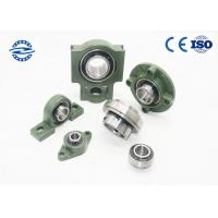 China Mounted Insert Inch Size Pillow Block Bearing Replacement Uc201 Single Row on sale