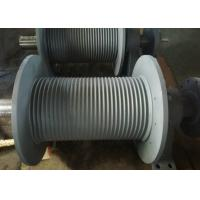 Lebus Grooved Drum Design Offshore Winch For Wire Rope Spooling Controlling Manufactures
