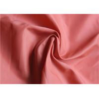 Quality Bright Color Soft Nylon Fabric 70D For Sleeping Bag / Mountaineering Clothing for sale