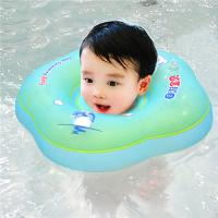 Infant Swim Ring Kids Swimming Pool Accessories Circle Bathing Float Inflatable Raft Neck Rings Manufactures