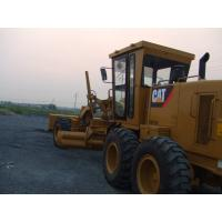 4.162kw Engine Used Motor Grader 140h  , Caterpillar Heavy EquipmentWith Ripper Manufactures
