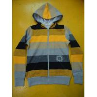 Embroidery Colorful Guys Zip Up Hoodies With Side Pockets Mens Full Zip Jacket Manufactures