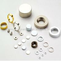 Permanent Neodymium Magnet Ring Strong Magnetic Manufactures