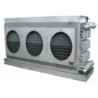 China Coal - Bed Gas Air Cooler Heat Exchanger Equipment For Wellhead Gas Compressor on sale