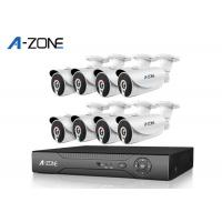 Network 8CH  IP CCTV Camera Kits Ip Security Camera System 1080P Motion Recording Manufactures
