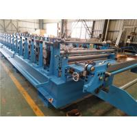 Quality Steel Metal IBR Roof Panel Roll Forming Machine With Film Coating Device Manufactures
