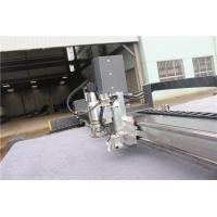 Exchangeable Tools Box Cutting Machine Strong Suction For PVC Expansion Sheet Manufactures