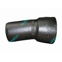 Di Fittings Socket Spigot 11.25 Degree Bend Bitumen / Epoxy External Coating Manufactures