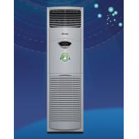 Waterproof Cabinet Commercial Warm Air Conditioner For Heating 6 - 18kW Manufactures