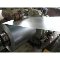 JIS G3321 Galvanised Steel Coils / Roof Attachment AZ Coating Steel Strip Manufactures