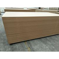 Buy cheap High quality plain MDF. Door skin mdf board.MDF Skin Door Panel MDF Cutting CNC from wholesalers