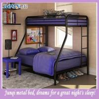 China Grey Students Iron Bed/ Good Style Iron Bed (JQB-183) on sale