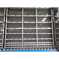 LBW2500PC Blue & White Insulating Glass Machine , Double Glazing Glass Machine Manufactures