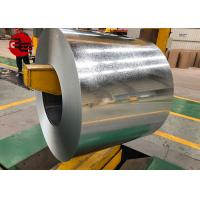 Building Materials SGCC GI Steel Sheets / Hot Dipped GI Steel Rolls Smooth Surface Manufactures