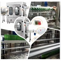 China High Efficiency Automatic Bottle Washing Machine Easy To Operate on sale