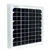 Mini 5W Silicon Solar Panels 18V High Module Conversion Efficiency Manufactures