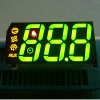 High Brightness Multi color 7 Segment Display Triple Digit for Refrigerator Indicator Manufactures