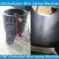 ELECTRO FUSION WIRE LAYING MACHINE,ELECTROFUSION WIRE LAYING, cnc Wire laying machine Manufactures