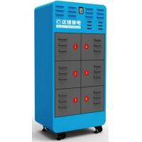China 6 Lattice Lithium Battery Charging Swapping Cabinet For Electric Bike on sale