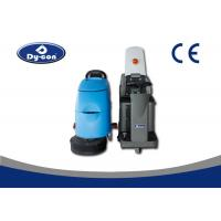 Dycon Industrial Light Gray Batteryt Dc Floor Scrubber Dryer Machine With A Seat Manufactures