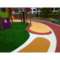 High Density EPDM Rubber Flooring For Heavy Duty Area Customized Colors Manufactures