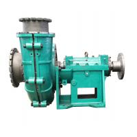 High Efficiency Electric Slurry Pump , Wear Resistant Horizontal Split Case Pump Manufactures