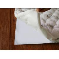 Building Sound Absorbing Cotton / Noise Absorbing Fabric Non - Woven Heat Resistant Manufactures
