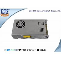 Desktop Aluminum 12V 30A AC DC Switching Power Supply , 80% Efficiency Manufactures