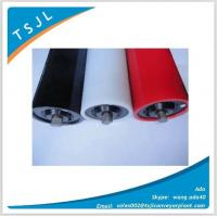 HDPE Rubber Steel Conveyor Roller Idler Manufactures