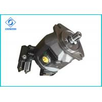 Fast Control Response Inline Axial Piston Pump A10V With Through - Shaft Structure Manufactures