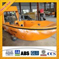 4.5M RIGID OUTBOARD ENGINE RESCUE BOAT Manufactures