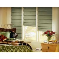 Quality roman blind shade and curtain for sale