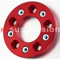 5 Lug Single Drilled  Wheel Adapter Car Wheel Spacers with Open - End Lug Nuts Manufactures