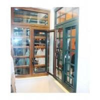 Aluminum Windows with Louver Manufactures