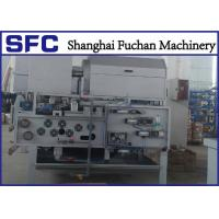 Belt Press Dewatering Machine For Slaughter Sewage Treatment Easy Control Manufactures