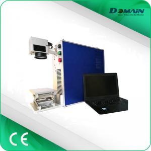 China 20W Portable Fiber Laser Marker For Vin Code/Number, fiber laser marking machine on sale