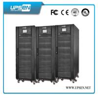 DSP Control High Efficiency Online UPS Power System 30kVA/ 27kw Manufactures
