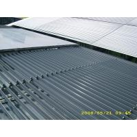 Aerofoil Aluminum Retractable Louvered Roof Systems Building Facade Light Control Manufactures